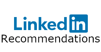 About Us LinkedIn Recommendations