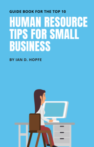 Human Resource Tips for Small Business e-book cover