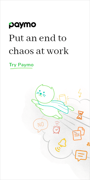 Paymo Time and project tracker