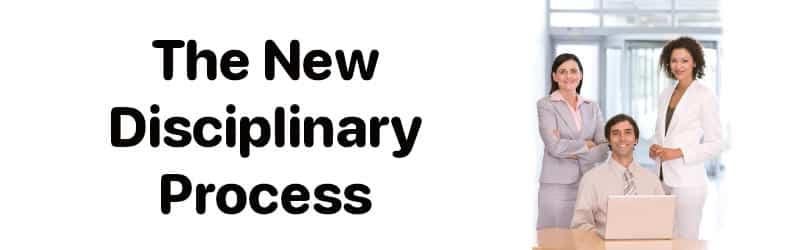 new-disciplinary-process